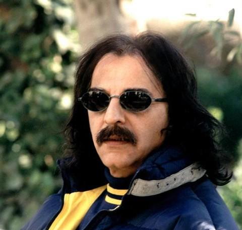 کوروش یغمایی پدر راک ایران