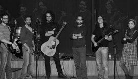 کنسرت گروه راک پیکلاویه در تهران