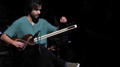 ارکستر موج نو روی صحنه