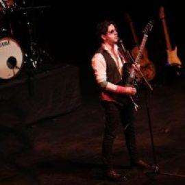 کاوه آفاق در بخش تلفیقی جشنواره موسیقی فجر روی رفت