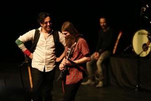 کاوه آفاق در بخش تلفیقی جشنواره موسیقی فجر روی رفت2