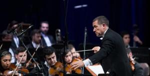 اجرای بتهوون و کاپریس ایتالیایی  در تالار وحدت