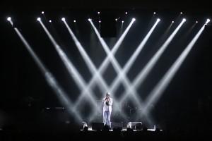 اولین حضور سیامک عباسی در جشنواره موسیقی فجر