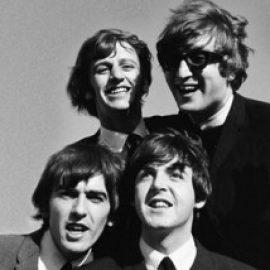 گروه انگلیسی راک بیتلز (The Beatles)