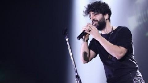 اجرای زانیار خسروی در هفتمین روز جشنواره