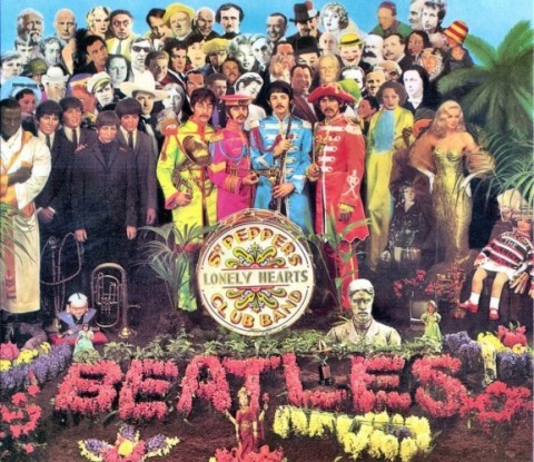 پنجاهمين سالگرد Sgt. Pepper's Lonely Hearts Club Band