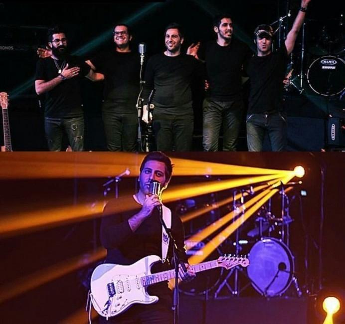سومین کنسرت رسمی کاوه دولت نیا در فرهنگ سرای نیاوران