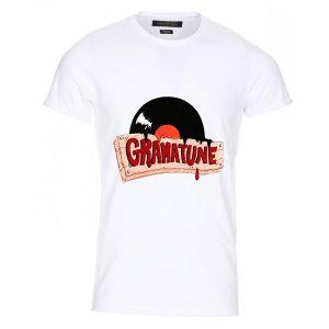 طراحی و چاپ تی شرت با طرح (Gramatune)