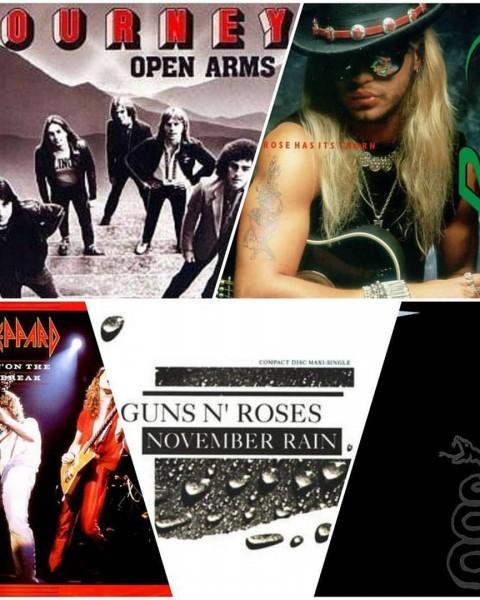 ده تا از برترین پاور بالد های سبک راک و متال