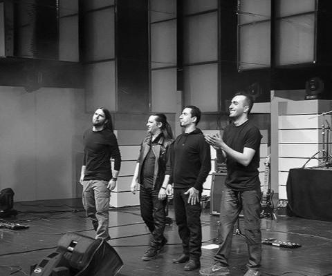 همایون مجدزاده مؤسس گروه موسیقی کهتمیان