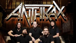 تب و نت Metal Thrashing Mad از Anthrax