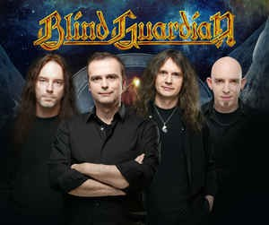 تب و نت Blood Tears از Blind Guardian