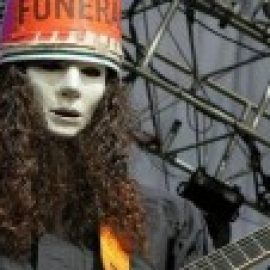 تب و نت Killer Flamin' Buddy از Buckethead