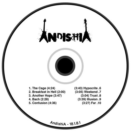 آلبوم 18.1.8.1 اندیشیا