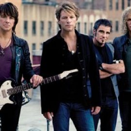 تب و نت My Guitar Lies Bleeding In My Arms از Bon Jovi