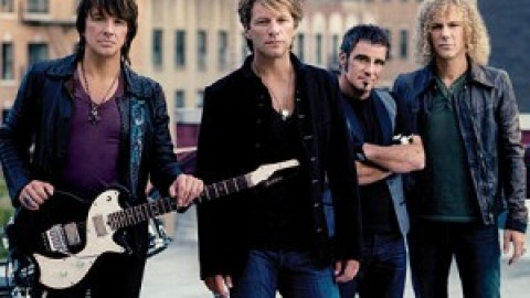 تب و نت Livin On A Prayer از Bon Jovi