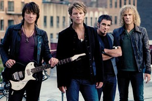 تب و نت If I Was Your Mother از Bon Jovi