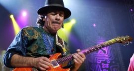 تب و نت Open Invitation از Santana