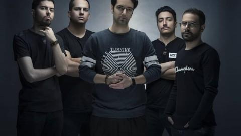 گروه آلترنتیو راک مشهدی Out Of Nowhere در سالن شهرزاد تهران میخواند