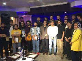 اولین فستیوال گیتار الکتریک ایران (Gramafest) به اتمام رسید