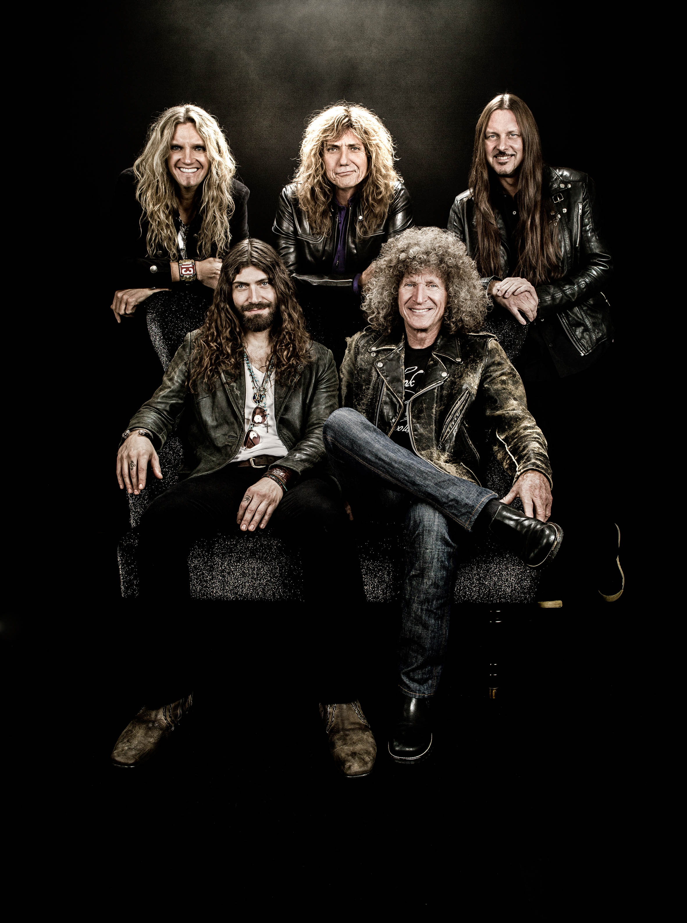 تب و نت The Deeper The Love از گروه Whitesnake