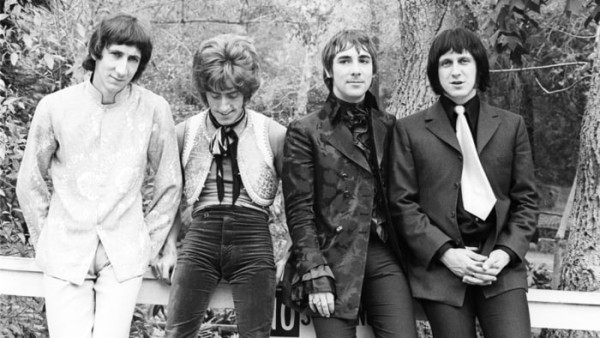 تب و نت Baba O'Riley از گروه The Who