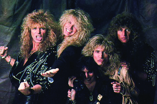 تب و نت Fool For Your Loving از گروه Whitesnake