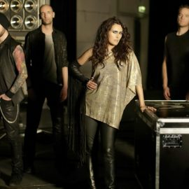 تب و نت Aquarius از گروه Within Temptation