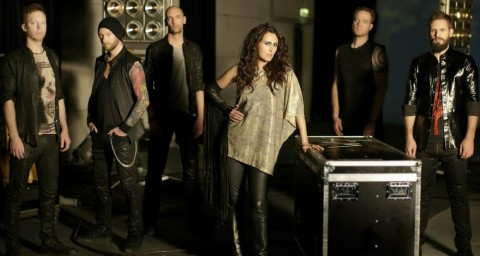 تب و نت Mother Earth از گروه Within Temptation