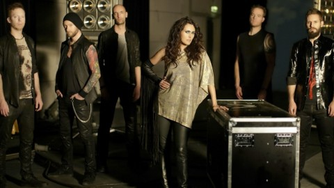 تب و نت Ice Queen از گروه Within Temptation