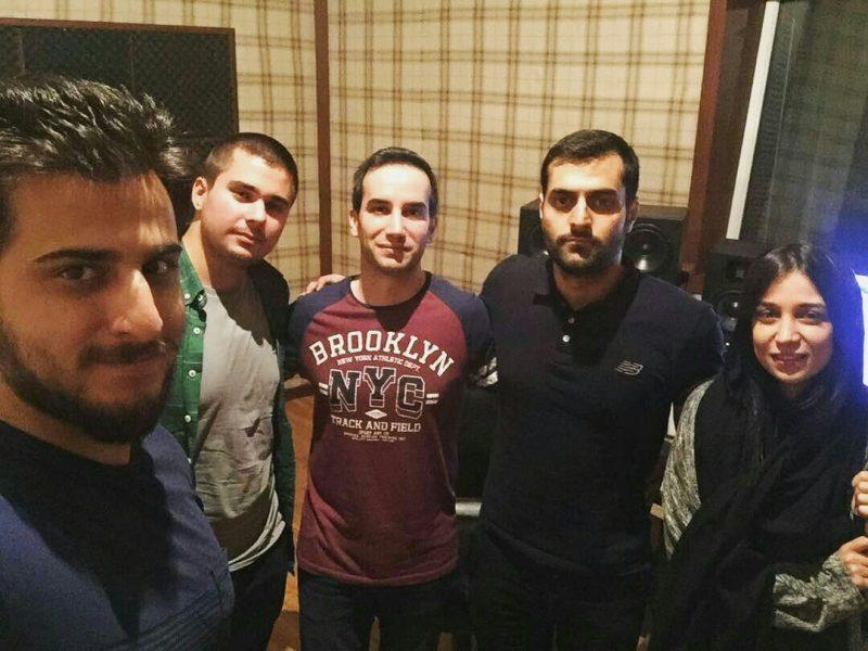 تک آهنگ جدید گروه آتراوان