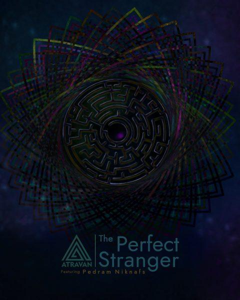 تک آهنگ گروه آتراوان - The Perfect Stranger