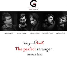 پشت پرده آهنگ the perfect stranger