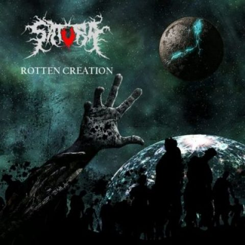 آلبوم  Rotten Creation از گروه Satura