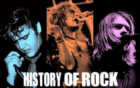 موسیقی راک در گذر زمان