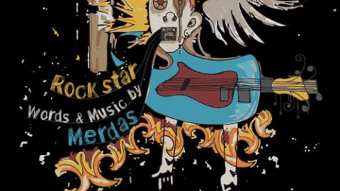 قطعه Rockstar از merdas