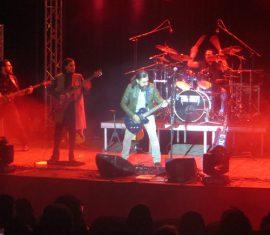 گزارش تصويري از پشت صحنه كنسرت گروه تندر