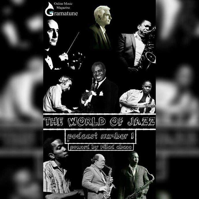 پادکست موسیقی جاز قسمت اول