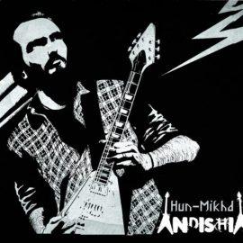 قطعه جاده ي پرمخاطره از آلبوم hun-mikhd اندیشیا