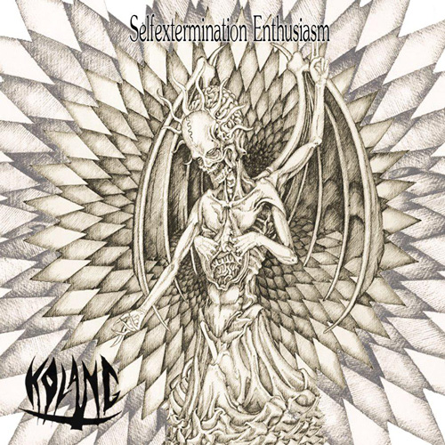 دانلود قطعه Selfextermination Enthusias از گروه kolangArtist: kolangTrack Name: Selfextermination EnthusiasmAlbum: Nation In BloodGenre: Death Metal