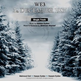 قطعه 3th december 1987 از we3 band
