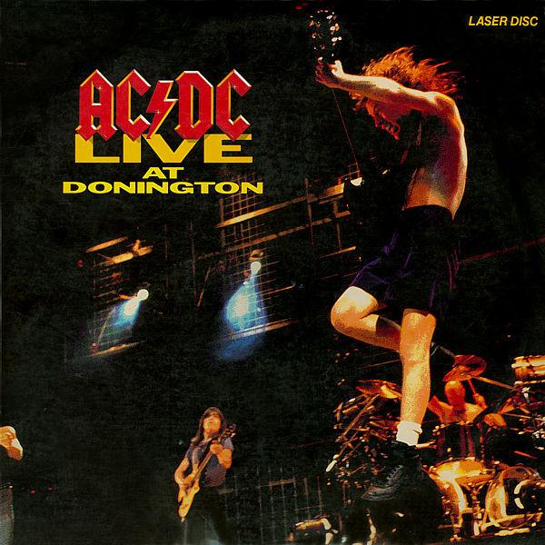 ACDC Live at Donington 1991 - کنسرت گروه راک استرالیا AC / DC در Donington Park به تاریخ 17 اوت 1991 در سومین فستیوال Monsters of Rock بود.