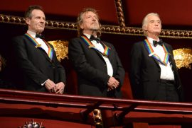 Kennedy Center Honors Led Zeppelin