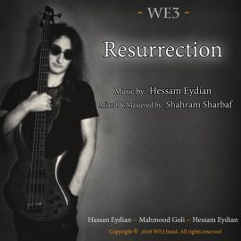 قطعه Resurrection از we3 band