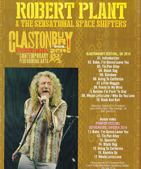 Robert Plant ، رابرت پلنت که یکی از بزرگترین و به یاد ماندنی ترین صداهای راک در تاریخ است که در بزرگترین تور جهان در Glastonbury Festival 2014 اجرا کرد