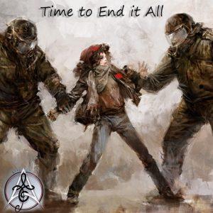قطعه Time to End it Allه از آلبوم بن بست بی انتها از پدرام کرم زاده