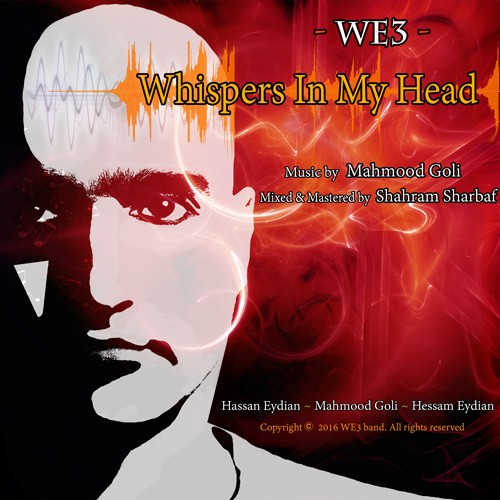 قطعه whispers in my head از we3 band