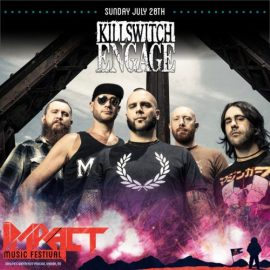 فول آلبوم گروه Killswitch Engage
