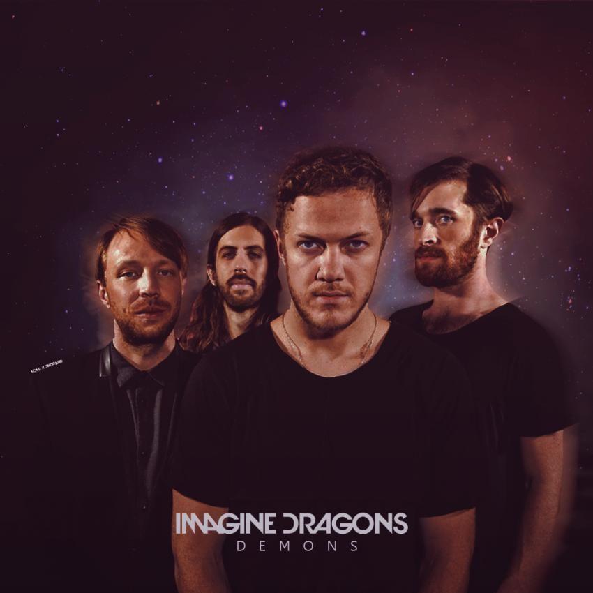 گروه imagine dragon یکگروه موسیقی(آلترنتیو راک) آمریکایی است؛ که با آلبوم نایت ویژن در سال ۲۰۱۲ کار خود را شروع کرد. آخرین آلبوم این گروه Origins نام دارد