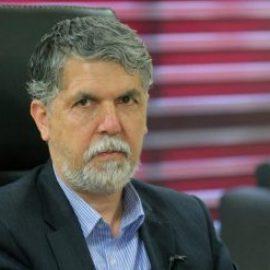 وزیر فرهنگ و ارشاد اسلامی به سی و پنجمین جشنواره موسیقی فجر پیام داد